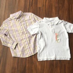 wonder nation Boys Shirts